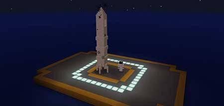 Mine-Rocket mcpe 4