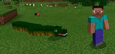 Snake mcpe 1