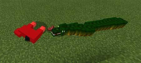 Snake mcpe 2