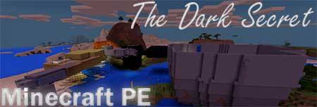 Карта The Dark Secret для Minecraft PE