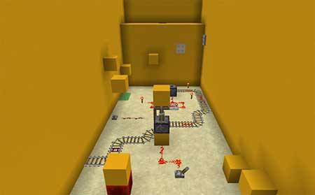 Defeat The Concrete PE mcpe 2