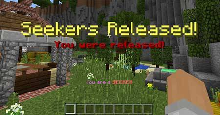 SG Hide and Seek mcpe 2
