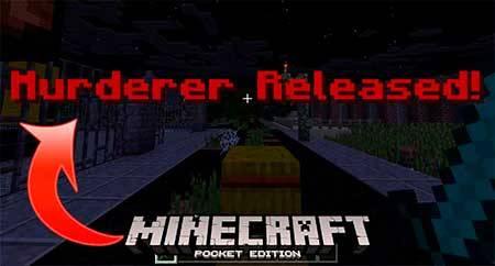 Карта Murder Run для Minecraft PE