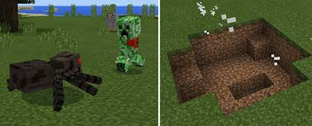 Mob Factions mcpe 1