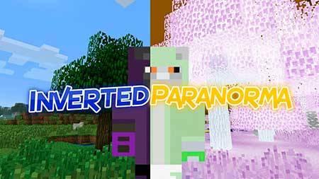 Текстуры Inverted Paranorma для Minecraft PE