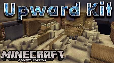 Карта Upward Kit для Minecraft PE