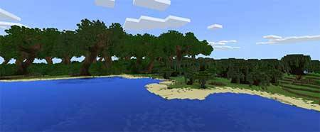 Advanced Island mcpe 2