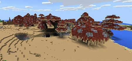 Advanced Island mcpe 1
