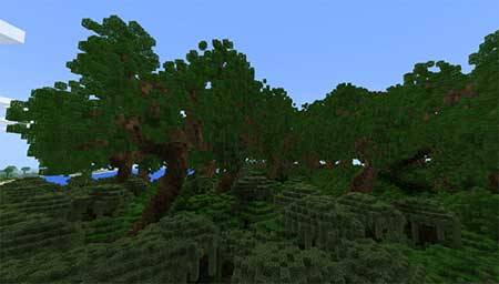 Advanced Island mcpe 3