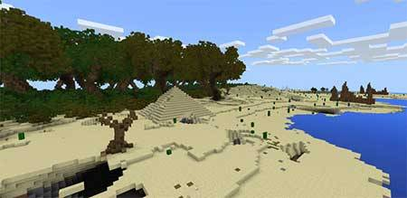Advanced Island mcpe 4