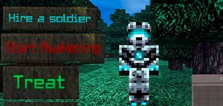 Near Future Soldier mcpe 1