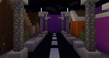 Find The Button: Halloween Edition mcpe 3