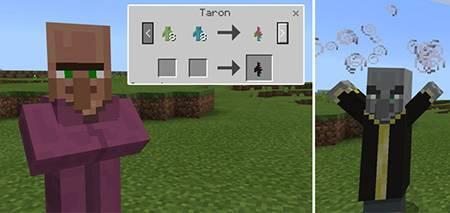 Мод More Totems для Minecraft PE