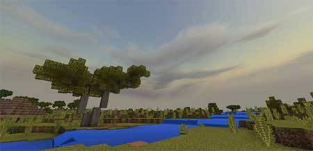 Realistic Cubemap mcpe 1