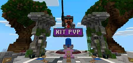 Massive Kit-PvP mcpe 1