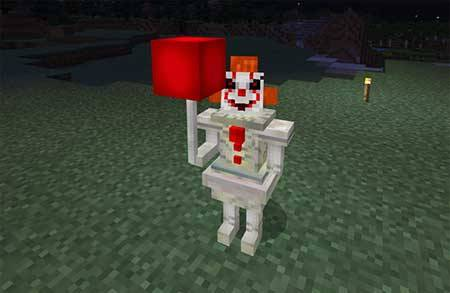 The IT Clown mcpe 2