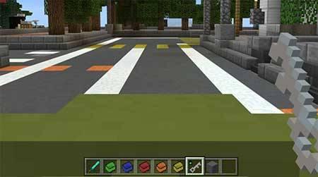 Mine-Cars mcpe 2