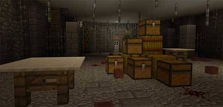 Saw: The Game mcpe 1