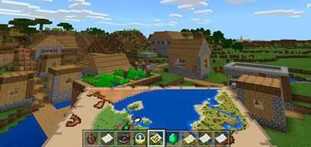 Village Locator mcpe 2