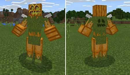Pumpkin Maniac mcpe 1
