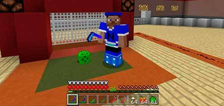Floorball mcpe 2