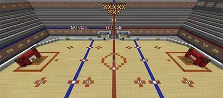 Floorball mcpe 1