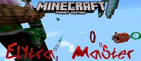 Карта Elytra Master для Minecraft PE
