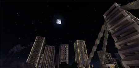 Cloudless Skies mcpe 3
