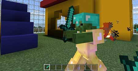 Natural Disasters Survival mcpe 2