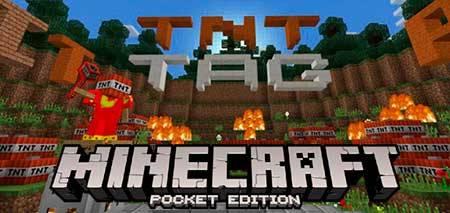 Карта SG TNT Tag  для Minecraft PE