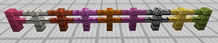 Colored Blocks mcpe 5