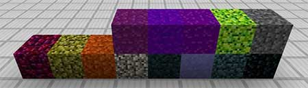 Colored Blocks mcpe 4