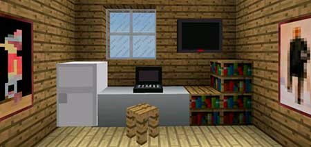 Decoration mcpe 1