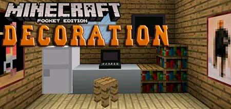 Текстуры Decoration для Minecraft PE