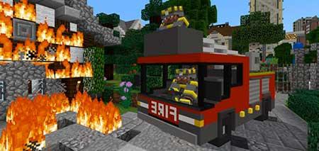 FireEngine mcpe 1