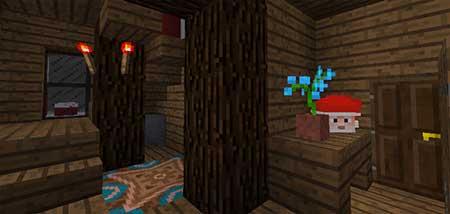 Gingerbread House mcpe 3