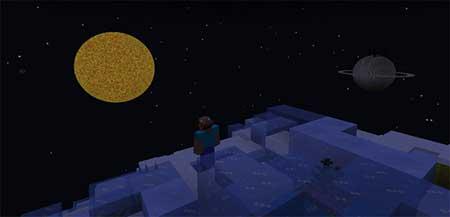 Planetary Survival mcpe 2
