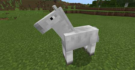The Old Horses mcpe 2