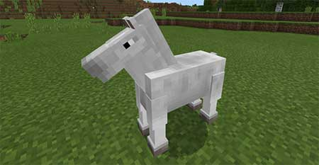 The Old Horses mcpe 1