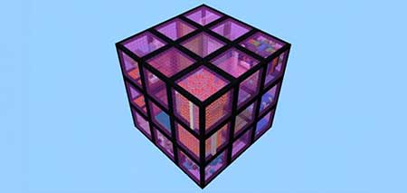 The Cube Escape mcpe 1