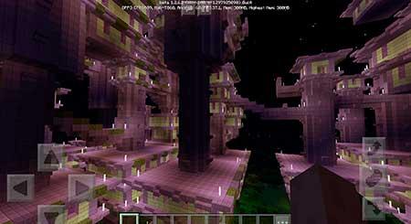 Overworldend Cities mcpe 5