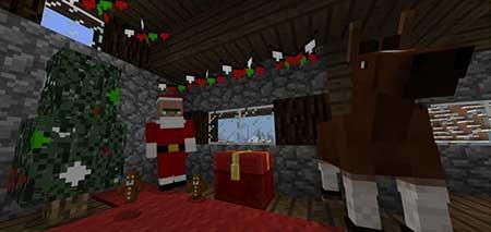 Christmas mcpe 1