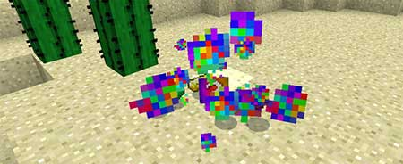 Vladu11's Lucky Blocks mcpe 2