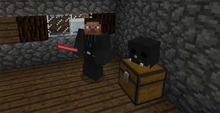 Darth Vader mcpe 3