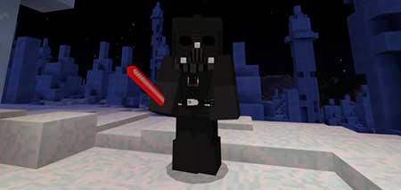 Darth Vader mcpe 1