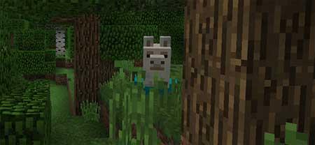 Llama Heads mcpe 2