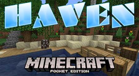 Текстуры Haven для Minecraft PE