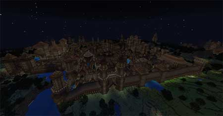 Kingdom of Avon mcpe 4