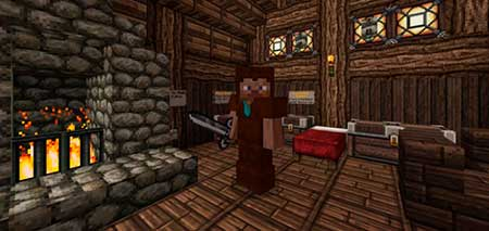 Kingdom of Avon mcpe 1