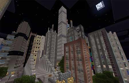 Mine York City mcpe 2